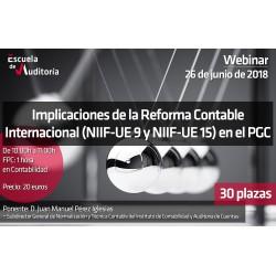 50151175 - Implicaciones de la reforma contable internacional (NIIF-UE 9 y NIIF-UE 15) en el PGC