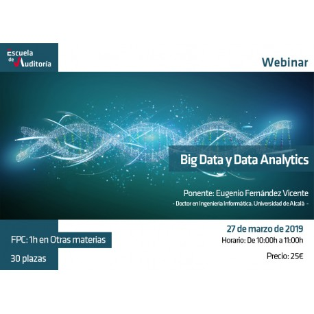 Big data y data analytics