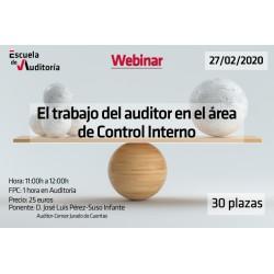 50175929 - El trabajo del auditor en el área de Control Interno