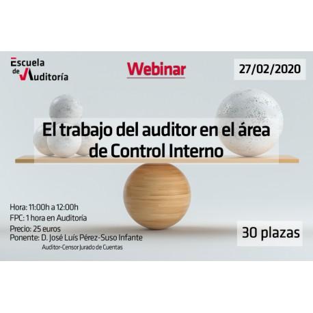 Corporate Compliance y Control Interno del auditor