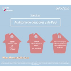 50177496 - Auditoría de deudores y de PyG