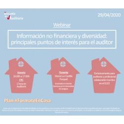 50177871 - Información no financiera y diversidad: principales puntos de interés para el auditor