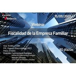 50181618 - Fiscalidad de la empresa familiar