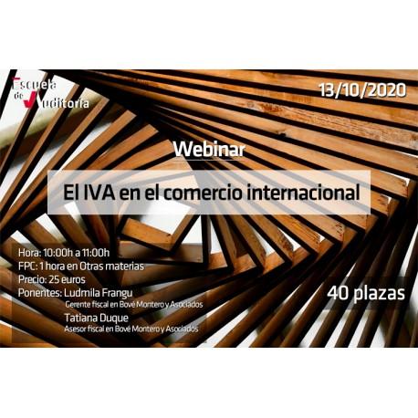 50183446 - El IVA en el comercio internacional