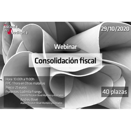 50184360 - Consolidación fiscal