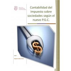 Contabilidad del impuesto sobre sociedades según el nuevo PGC