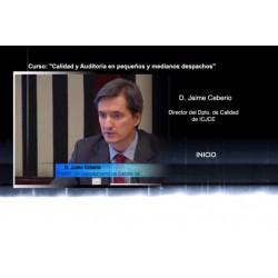 Calidad y auditoría - Jaime Ceberio