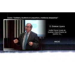 Calidad y auditoría - Esteban Uyarra