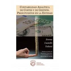 Contabilidad analítica de costes y de gestión - Presupuestos en la entidad