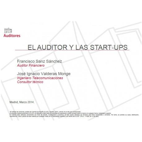 El auditor y las Start-ups