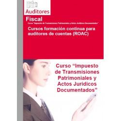 50180708 - Impuesto de Transmisiones Patrimoniales y Actos Jurídicos Documentados