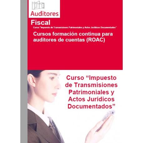 50102881 - Impuesto de transmisiones patrimoniales y actos jurídicos documentados