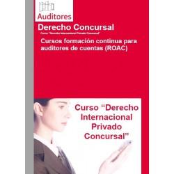 50102880 - Derecho Internacional Privado Concursal