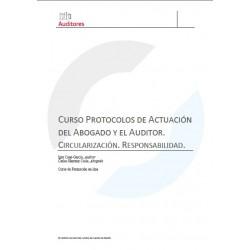 50112614 - Protocolos de actuación del abogado y el auditor. Circularización. Responsabilidad.