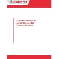 50126746 - Normas comunes elaboración de las Cuentas Anuales