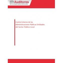 XXXXXXXXX - Control Interno de las Administraciones Públicas Entidades del Sector Público Local