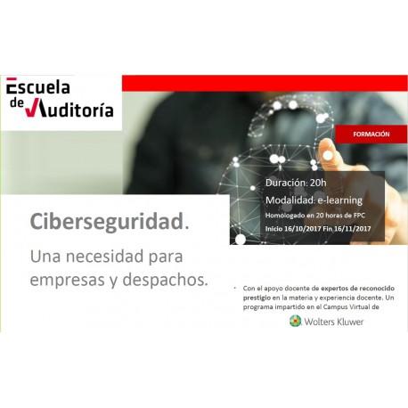 Ciberseguridad. Una necesidad para empresas y despachos