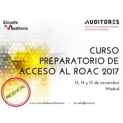 Curso Preparación Acceso al ROAC 2017