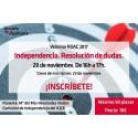 50145231 - Resolución de dudas ROAC 2017 - Independencia
