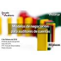 50147593 - Modelos de Negociación para auditores de cuentas