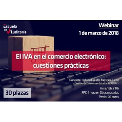 50148195 - El IVA en el comercio electrónico - cuestiones prácticas