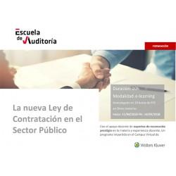Nueva Ley Contratación Sector Público