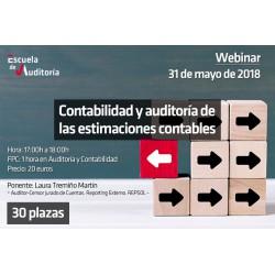Contabilidad y auditoría de las estimaciones contables